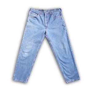Vintage Levi's #550 Relaxed Fit Denim Jeans
